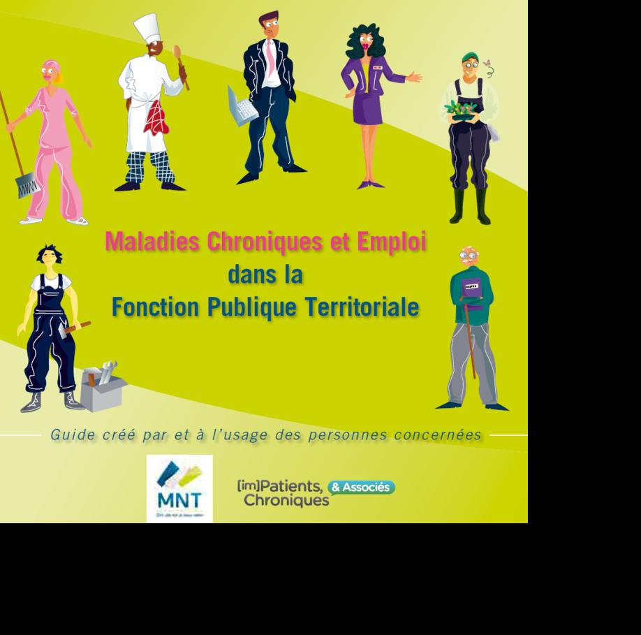 Un e-guide maladies chroniques et emploi pour les adhérentsMNT